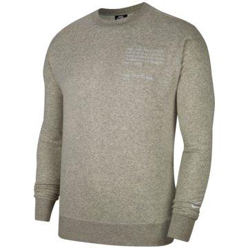 Nike SweatshirtsNike Sportswear Swoosh Men's Crew - CU3906-063 grau