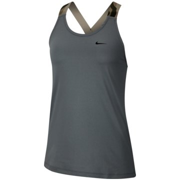 Nike TopsPro Women's Camo Strap Tank - CU4641-073 -