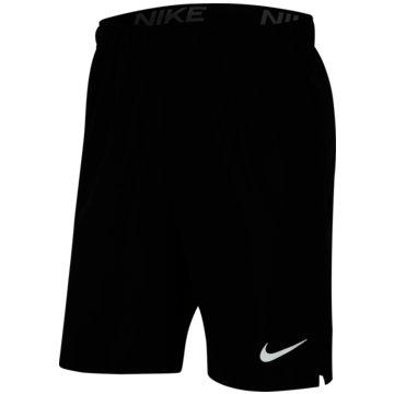 Nike kurze SporthosenNike Flex Men's Woven Training Shorts - CU4945-010 schwarz