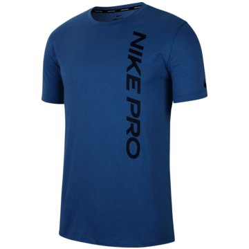 Nike T-ShirtsNike Pro Men's Short-Sleeve Top - CU4975-442 -