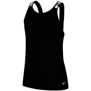 Nike TopsICON CLASH TANK schwarz