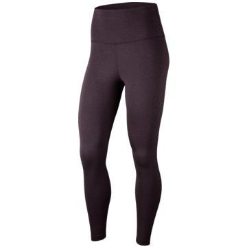 Nike TightsYOGA - CU5293-531 lila
