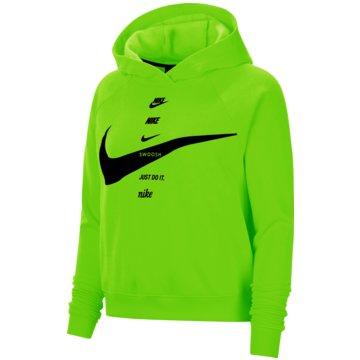 Nike HoodiesNike Sportswear Swoosh Women's Hoodie - CU5676-702 -