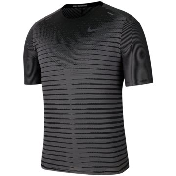 Nike T-ShirtsNike TechKnit Future Fast Men's Running Top - CU6056-010 -