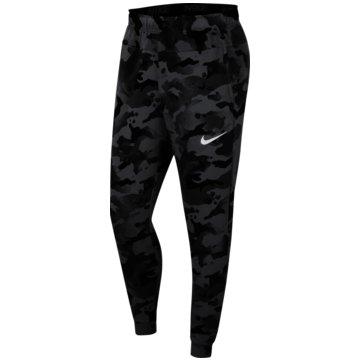 Nike TrainingshosenNike Dri-FIT Men's Camo Training Pants - CU6200-010 -