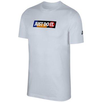 Nike T-ShirtsSPORTSWEAR JDI - CU7376-100 weiß