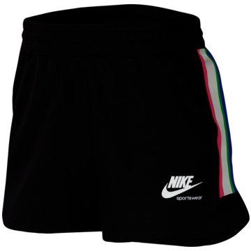 Nike kurze SporthosenSPORTSWEAR HERITAGE - CU8399-010 schwarz