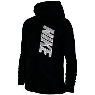 Nike SweatjackenTHERMA - CU9087-010 schwarz