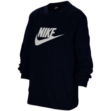 Nike SweatshirtsNike Sportswear Big Kids' (Boys') French Terry Crew - CU9208-410 -