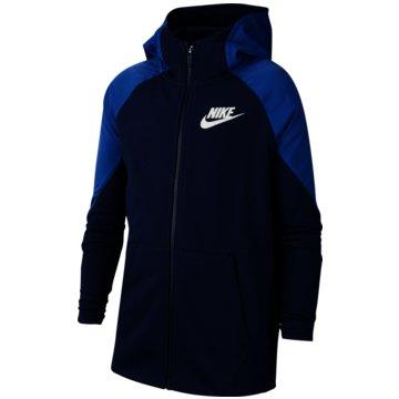 Nike SweatjackenNike Sportswear Big Kids' (Boys') Full-Zip Hoodie - CU9222-410 -