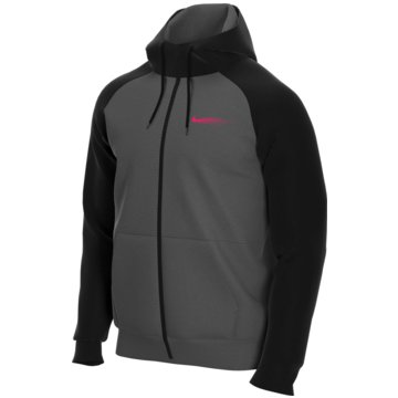 Nike SweatjackenTHERMA - CZ7708-010 grau