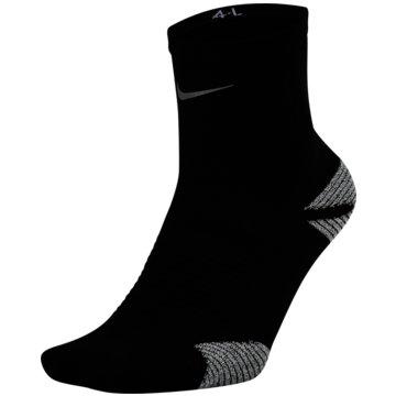 Nike Hohe SockenRACING - SK0122-010 schwarz