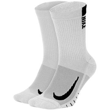 Nike Hohe SockenMULTIPLIER - SX7557-100 weiß