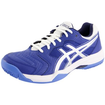 asics OutdoorGEL-DEDICATE 6 CLAY - 1041A080 blau