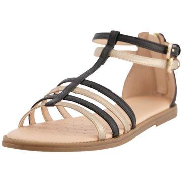 Geox Offene Schuhe bunt