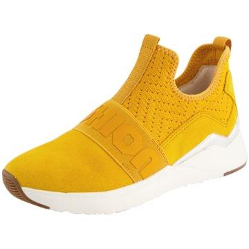 Gabor Sportlicher Slipper gelb