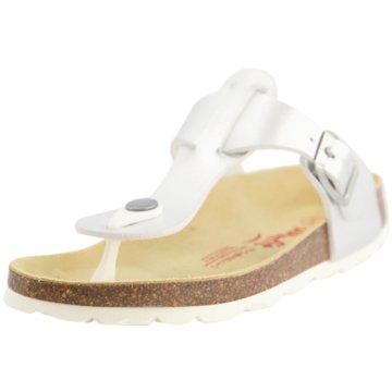 Legero Offene Schuhe silber