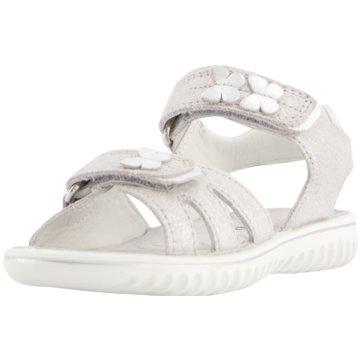 Superfit Offene Schuhe silber