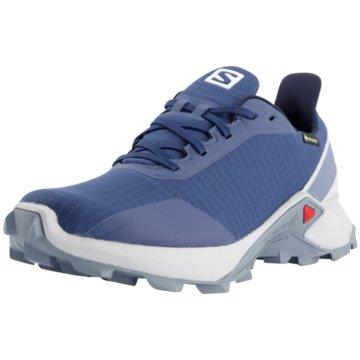Salomon TrailrunningALPHACROSS GTX W - L40805800 blau