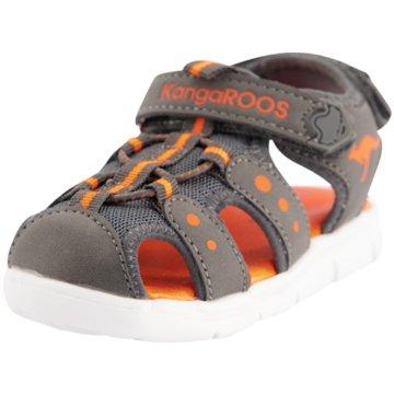 KangaROOS Offene Schuhe grau