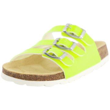 Legero Offene Schuhe gelb