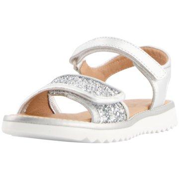 Micio Offene Schuhe weiß