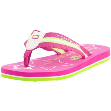 Supremo Offene Schuhe pink