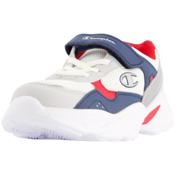 Champion Sneaker Low weiß