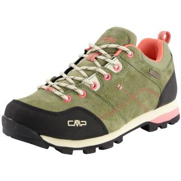 CMP Outdoor SchuhALCOR LOW WMN TREKKING SHOE WP - 39Q4896 oliv