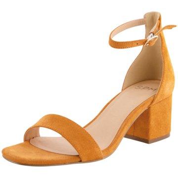 SPM Shoes & Boots Riemchensandalette orange