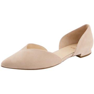 Högl Eleganter Ballerina beige