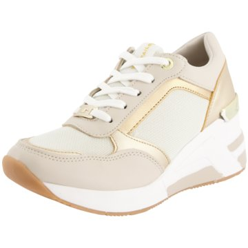 Tom Tailor Sneaker Low beige