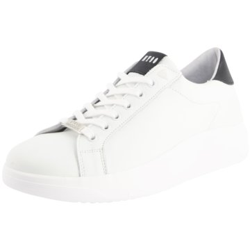 Steve Madden Sneaker Low weiß