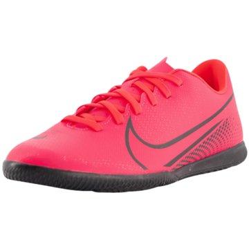 Nike Hallen-SohleNike Mercurial Vapor 13 Club IC - AT7997-606 rot