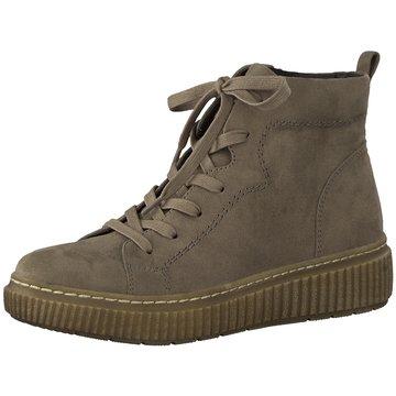 Jana Sneaker High grau