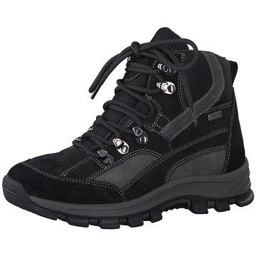 Jana Outdoor Schuh schwarz