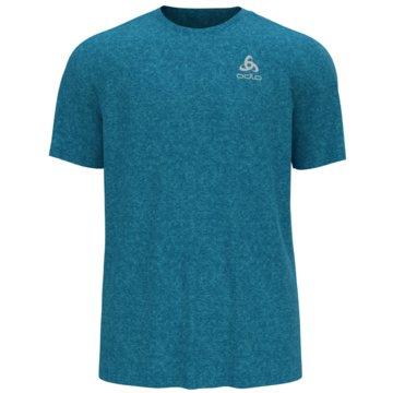 ODLO T-ShirtsT-SHIRT S/S CREW NECK RUN EASY - 313442 blau