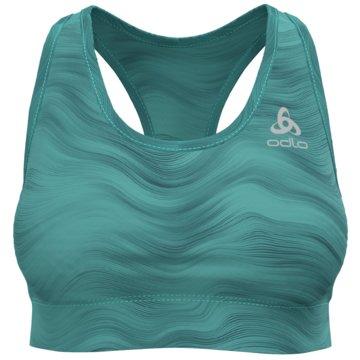 ODLO Sport-BHsBRALETTE ESSENTIAL PRINT - 313471 grün