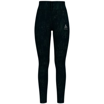 ODLO TightsTIGHTS ZEROWEIGHT PRINT REFLEC - 322531 20762 -