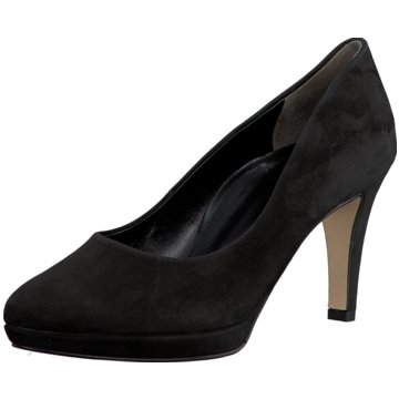 Paul Green Plateau Pumps schwarz