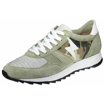 Mjus Sneaker Low oliv