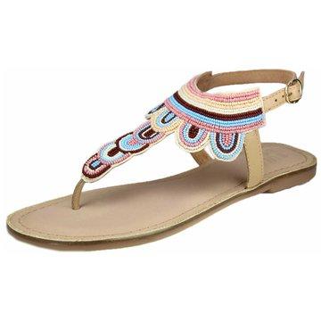 Bullboxer Top Trends Sandaletten beige