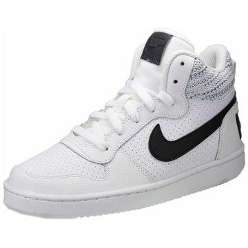 Nike Sneaker HighNike Court Borough Mid SE (GS) weiß