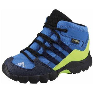 adidas SlipperTerrex Mid GTX I blau