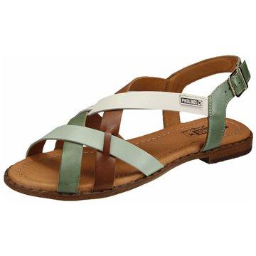 Pikolinos Sandale grün