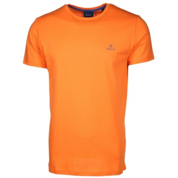 Gant T-Shirts basic orange