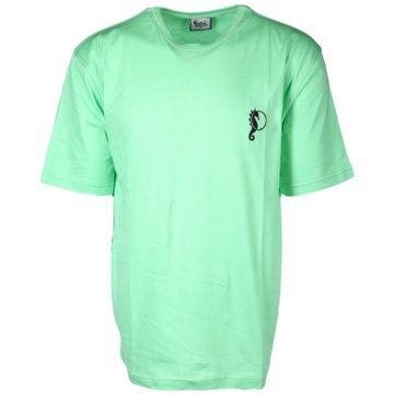 wind sportswear T-Shirts basic grün