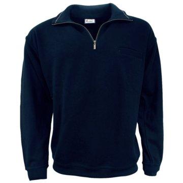 wind sportswear Sweatshirts blau