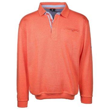 wind sportswear Sweatshirts orange