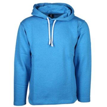 wind sportswear Hoodies blau